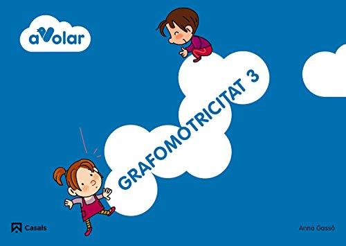 Grafomotricitat 3. A volar! - 9788421854570