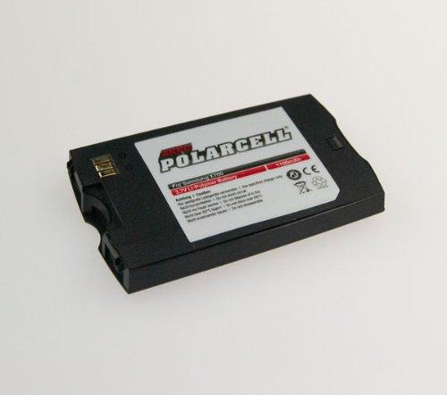 NFE² Edition Polarcell Lithium-Polymer Akku - 1100mAh - für Samsung SGH-X700 schwarz
