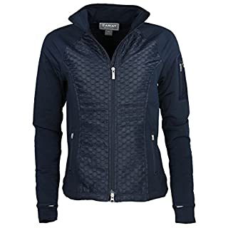 Ariat Epic Womens Jacket - Navy Blue: Medium