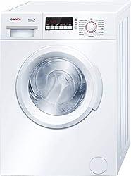 Bosch WAB28222 Serie 2 Waschmaschine Frontlader / A+++ / 153 kWh/Jahr / 1400 UpM / 6 kg / AllergiePlus / VarioPerfect