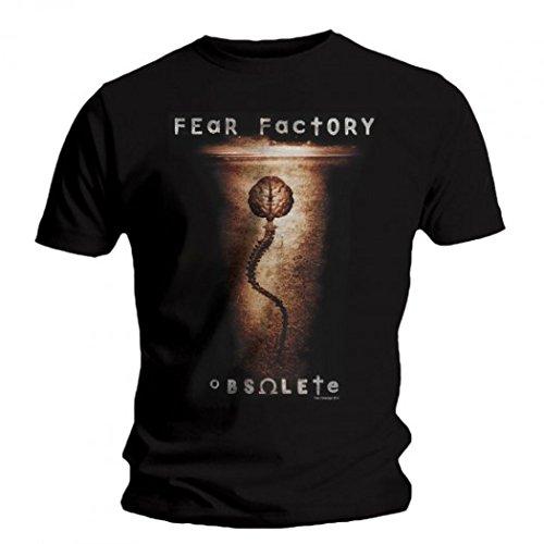 Fear Factory - T-Shirt - Obsolete multicolore L