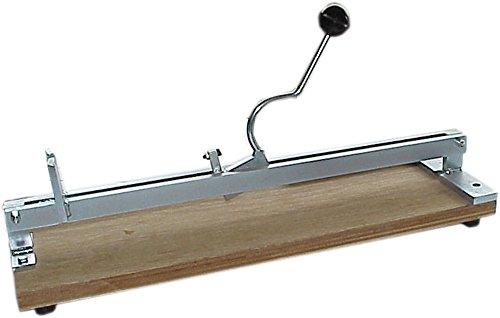 Haromac Planche en bois Coupe-carreaux professionnel 450 mm, L 530 x B 200 mm, longueur de coupe 450 mm, 00112450