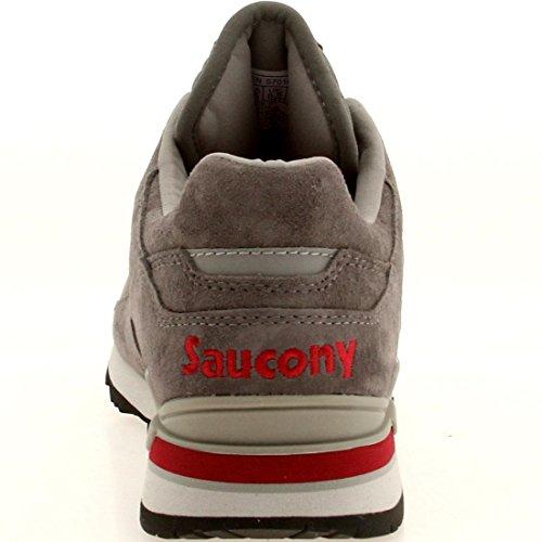 Saucony Courageous Premium Grey Grau