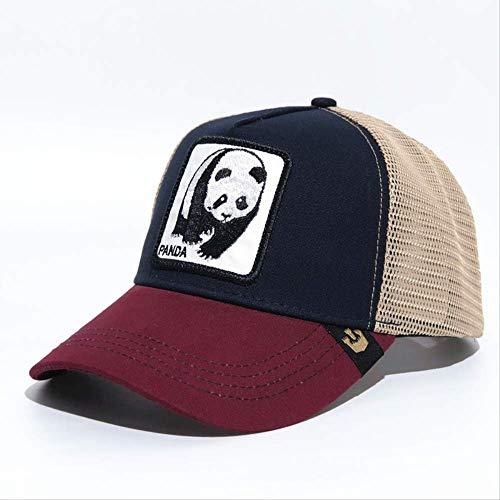 QQYZ Cappello da Disegno Panda Animale Ricamato