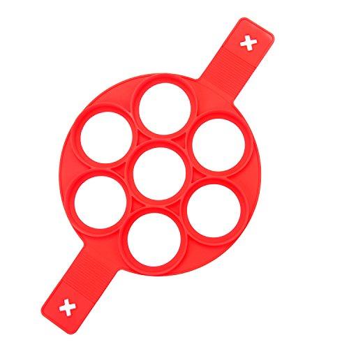 ubest-kuchenform-nonstick-silikon-ei-ring-pancakes-pfannkuchen-form-7er-runde