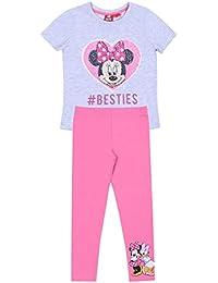 Camiseta + leggins Minnie Daisy DISNEY
