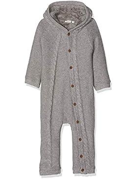 NAME IT Unisex Baby Spieler Nbnneno Ls Knit Wholesuit