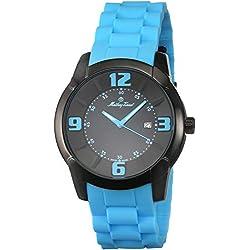 Mathey-Tissot Classic Reloj de Hombre Cuarzo 45mm Correa de Goma H511NBU