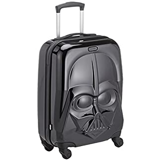 Samsonite Star Wars Ultimate – Spinner M Maleta, 66 cm, 61.5 L, Negro (Star Wars Iconic)