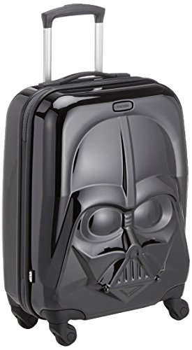 Samsonite - Star Wars Ultimate Spinner Maleta, S (56 cm - 34.5 Litros), Negro (STAR WARS ICONIC)