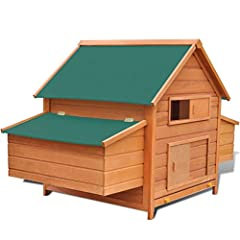 Hühnerstall Holz