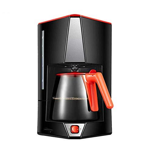 SLONG Égouttoir café Pot Piano Miroir Automatique Machine à café/1500ML Grande capacité/Peut Faire 12-15 Tasses