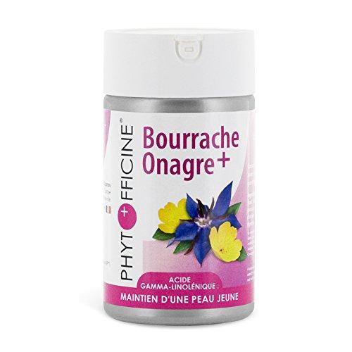 Phytofficine Bourrache Onagre+ 60 Capsules d'Origine Marine
