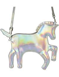 Pardao Bolsa de Mano de Unicornio – El Mejor Regalo para Niñas – Bolsa de Mano y Hombro Formal e Informal