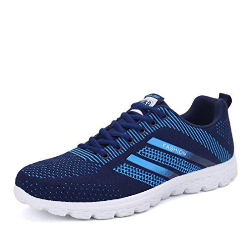 Men's zZpatillas Deportivas Hombre Lightweight Lace Up men navy