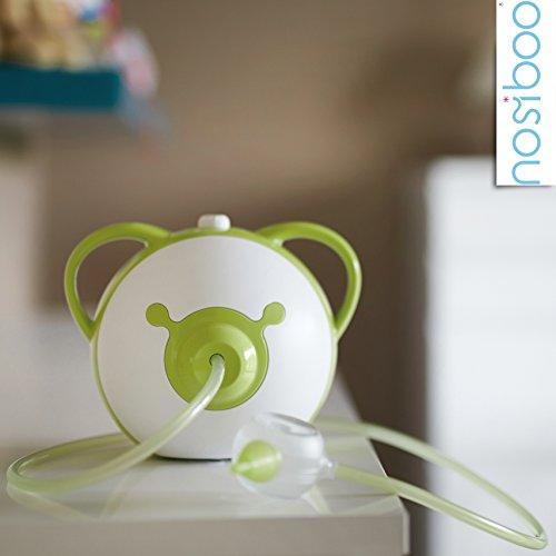 Nosiboo Pro Nasensauger (elektrisch, grün) - 3