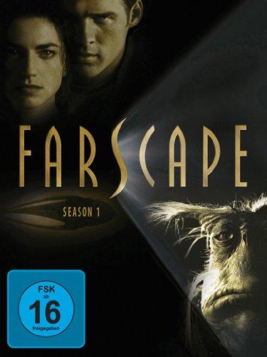 Bild von Farscape - Season 1 [8 DVDs]