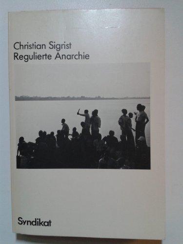 Regulierte Anarchie (8018 634)