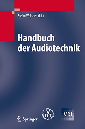 Handbuch Der Tonstudiotechnik Ebook