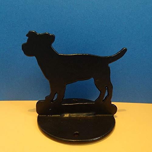 PROFILE RANGE Figur aus Eisen, Motiv: Jack Russell Terrier -