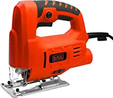 Black & Decker 400w Single Speed Compact Jigsaw, Js10-b5