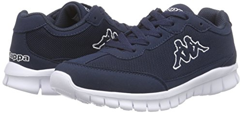 KappaROCKET Footwear unisex, Mesh/Synthetic - Zapatillas Unisex adulto , color Azul, talla 43 20.83€