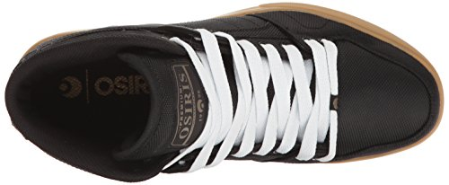 Osiris NYC 83 VLC Toile Chaussure de Basket Black-Black-Copper