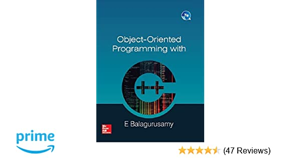 object oriented programming with c by balaguruswamy pdf free