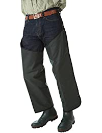 Sherwood Forest Hombres Cera Stud Fastening Chaps eefa3ed46cc