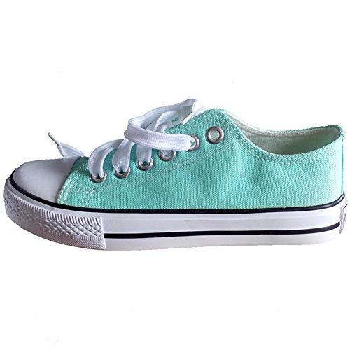 Chaussures de toile d'été/Coupe basse chaussures occasionnelles de fond plat/ chaussures étudiants C