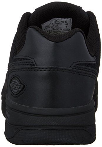 Dickies Mens Athletic Skate Shoe Black