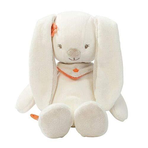 Nattou Peluche pour Bébé Fille et Garçon 28 cm - Mia le lapin