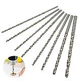 QLOUNI HSC 8cps imposta punte extra lunghe da 200mm con diametro di 4mm, 4.2mm, 4.5mm, 5mm, 5.2mm, 6mm, 8mm, 10mm