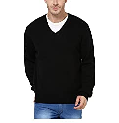 Yepme Kayson Sweater - Black - YPMSWEATER0080_XL