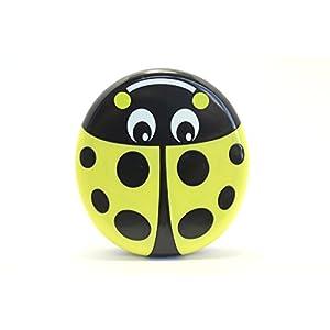 Kontaktlinsenbehälter Linsenbehälter Aufbewahrungsbehälter Marienkäfer Set NEU