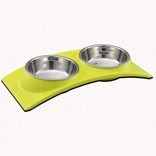 Baker Stand (Dog Feeding - Pet Dog Bowl Puppy Cat Water Food Storage Feeder Non Toxic Pp Resin Stainless Steel Combo Rice Basin - Cabinet Stands Plate Accessories Meal Sign Mats Maze Toys Fountain Pans)