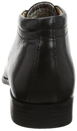 Red Tape Calcot, Chukka Boots Homme, Noir Noir (noir)
