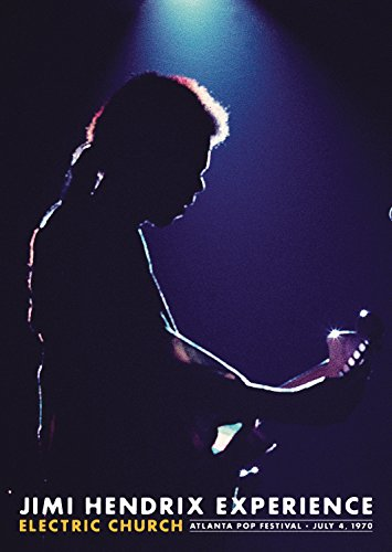 Jimi Hendrix Experience : Electric Church (talanta Pop Festival, July 4, 1970) [NTSC]