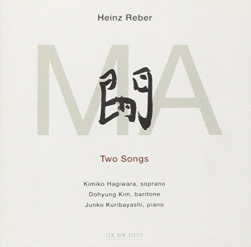 Heinz Reber: MA - Two Songs