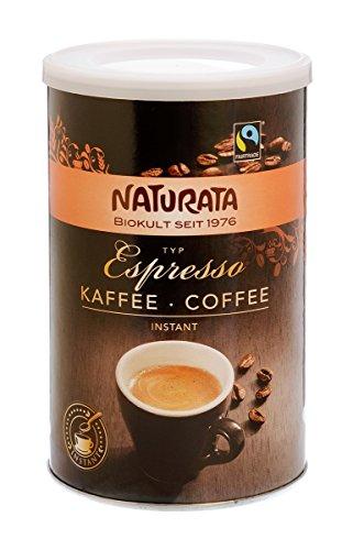 Naturata Bio Espresso Instant Dose, 100 g