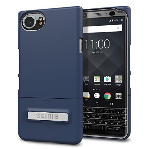 Seidio Blackberry (Seidio Surface BlackBerry KEYOne, Etui, blau)
