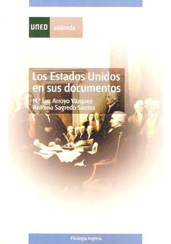 Descargar Libro Los Estados Unidos En Sus Documentos (ADENDA) de Mª Luz ARROYO VÁZQUEZ