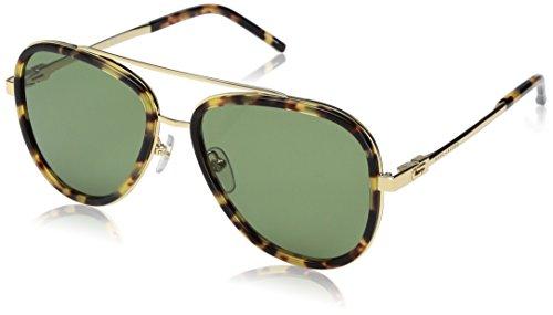 Marc Jacobs Herren MARC 136/S DJ LSH 56 Sonnenbrille, Spttdhvna Gd/Green,
