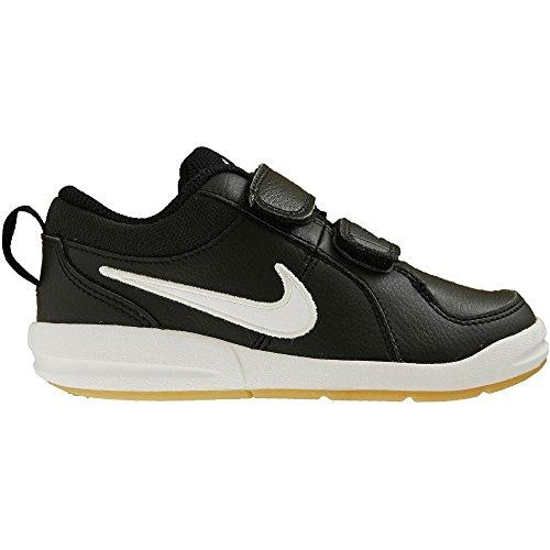 Nike Pico 4 (PSV), Chaussures de Tennis garçon, Noir (Black/White-Gum Light Brown 023), 28 EU
