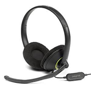 Creative HS 450 - Casque Micro Gaming