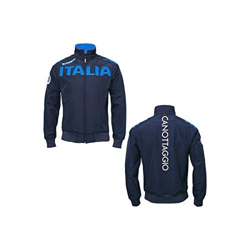 Jacke - Eroi Coach Italia Fic Navy Blue