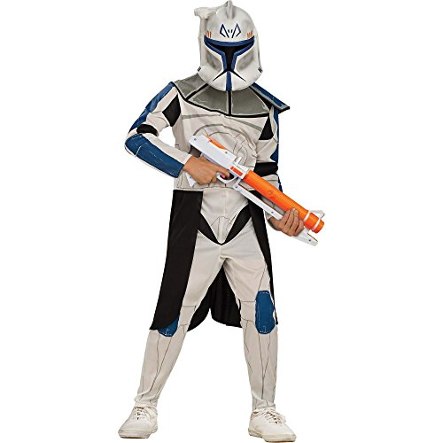 Generique - Jungenkostüm Clone Trooper Captain Rex Star Wars ()