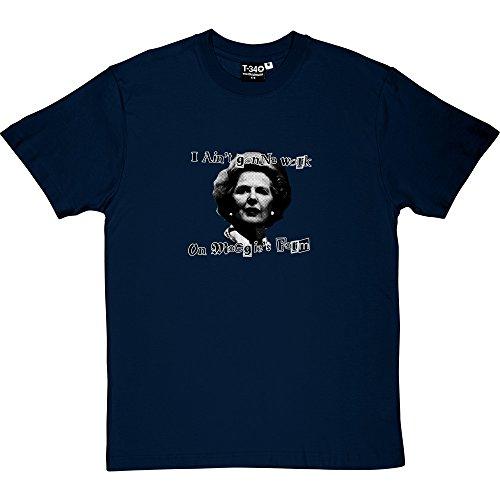 I Ain't Gonna Work on Maggie's Farm Men's T-Shirt