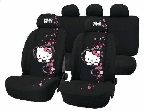 Schonbezüge - Sitzbezug Hello Kitty