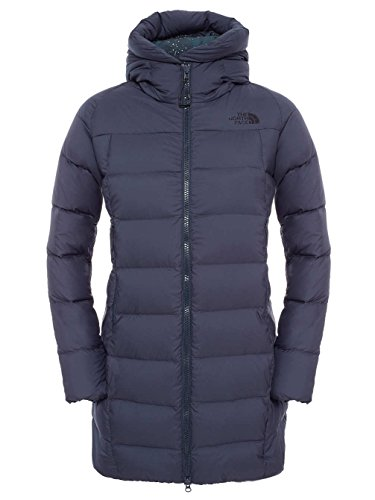 Parka The north face Cats Meow donna blu taglia M